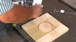 Router Jig For Cutting Circles