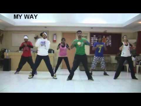 Choli Ke Peeche Kya Hai - Khalnayak - remix  - Rahul chowdhary choreography