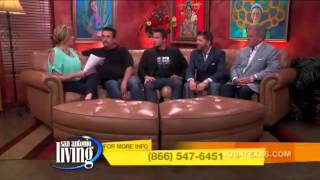 "Drug Rehab San Antonio SOBA | News 4 |Daniel Baldwin | Movie - ""The Wisdom to Know the Difference"""