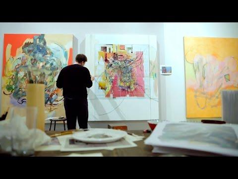"Preview: Elliott Hundley in Season 7 of ART21 ""Art in the Twenty-First Century"" (2014)"
