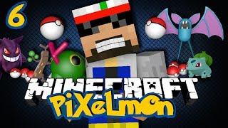 Minecraft Pixelmon 6 - A Team For Moltres (Pokémon in Minecraft)