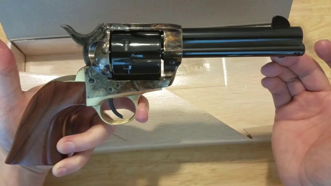 Cimarron Pistolero  45LC -unboxing - Video - ViLOOK