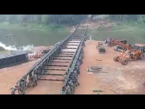Adoor-Enath bridge construction