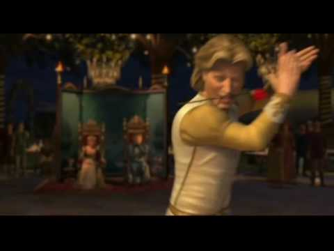Such A Groovy Guy Shrek Prince Charming Video Youtube