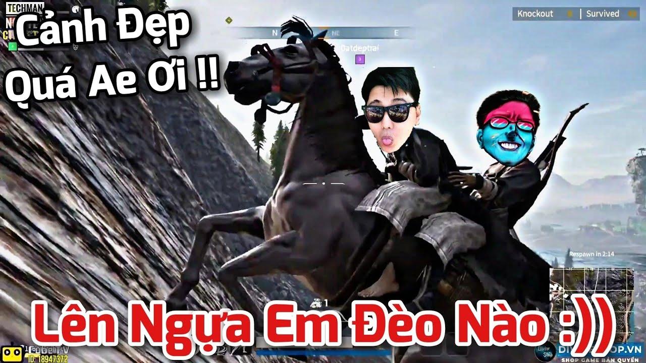 Fan Trực Tiếp Game #312: Đạt Óc Phi Ngựa Đèo Dũng Leo Núi Và Cái Kết Thốn :))