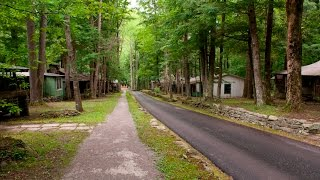 ABANDONED ENTIRE TOWN!!!  Elkmont, TN