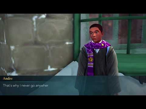 hogwarts mystery dating andre
