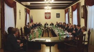 I Sesja Rady Miejskiej w Tuchowie 2018
