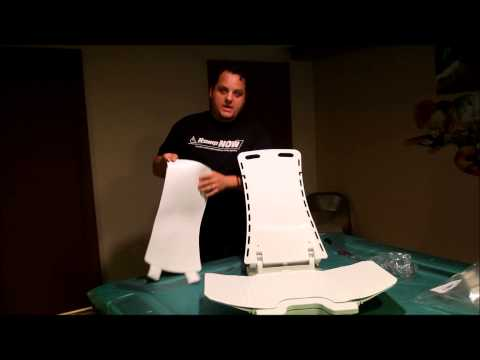 Neptune Recliner Bath Lift Demo | Doovi