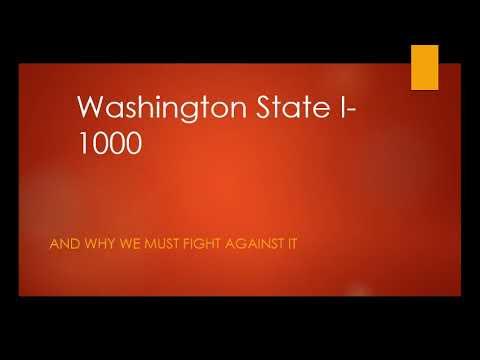 R88: Let People Vote on I-1000