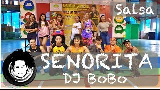 Senorita   Dj BoBo   Zumba®   Alfredo Jay   Choreography   Dance Fitness