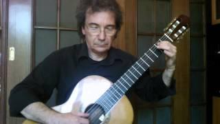 Amara Terra Mia (Classical Guitar Arrangement by Giuseppe Torrisi)