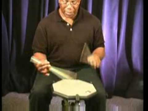 Billy Cobham Warm-Up