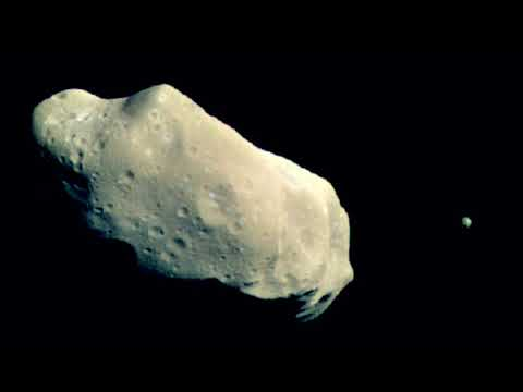 NASA asteroid WARNING Two giant asteroids headed on 'Earth C