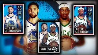 Trending Matchup Pack Opening Preview - Which is Worth It?- Nba Live Mobile 19 Preview