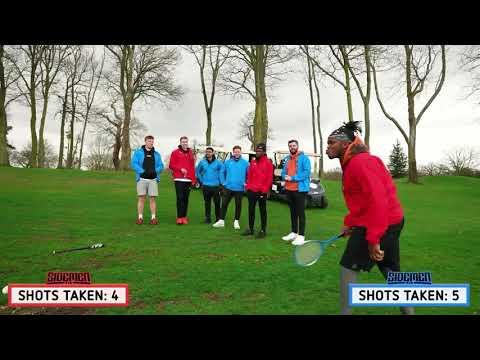 Sidemen All sports Golf Battle (KSI Don't leave me)