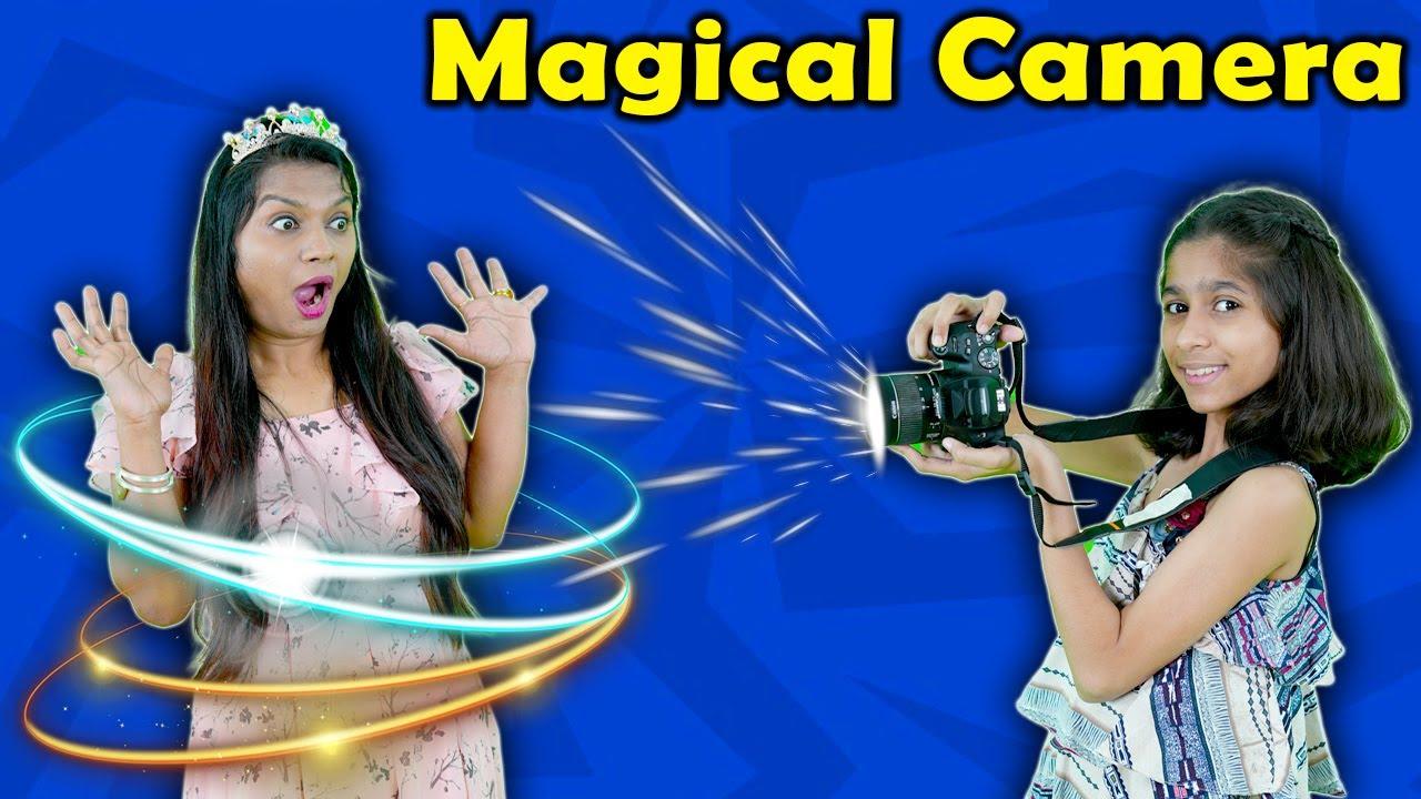 Pari Ko Mila Magical Camera | Fun Story | Pari's Lifestyle