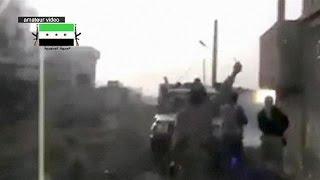 Сирия: повстанцы заявили о захвате стратегически важной базы