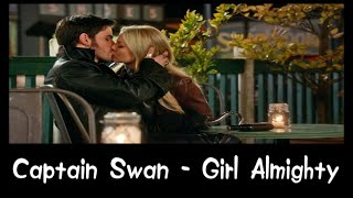 Captain Swan - Girl Almighty
