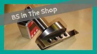 How to make a large Fly Cutter