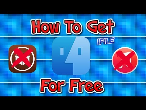 How To Get IFile For Free NO JAILBREAK
