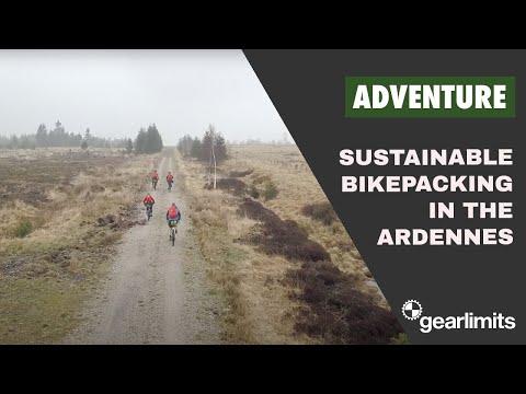 Sustainable BikePacking Adventure in the Ardennen