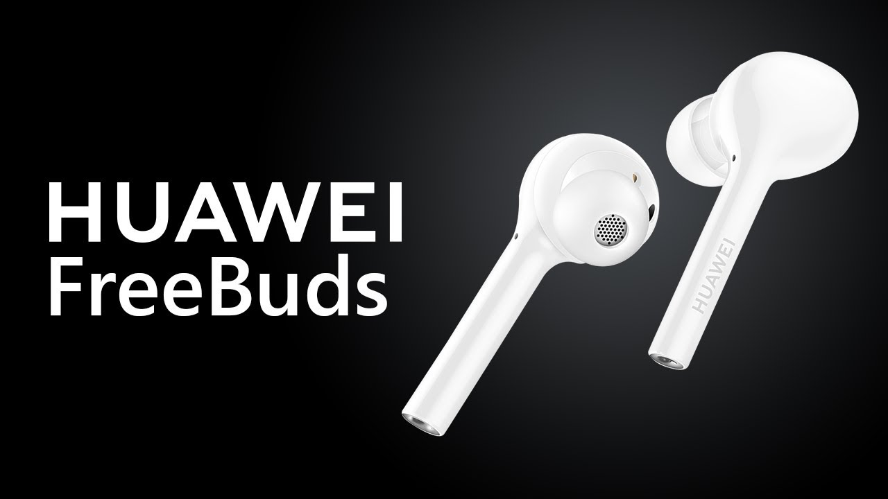 Huawei Freebuds Earbuds Bluetooth Built In Microphone White Headsets Speakers Headsets Gadgets