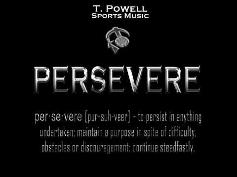 Persevere By T. Powell Featuring Amya Powell