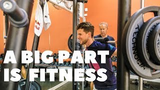 FITNESS TRAINING with Dominic Thiem