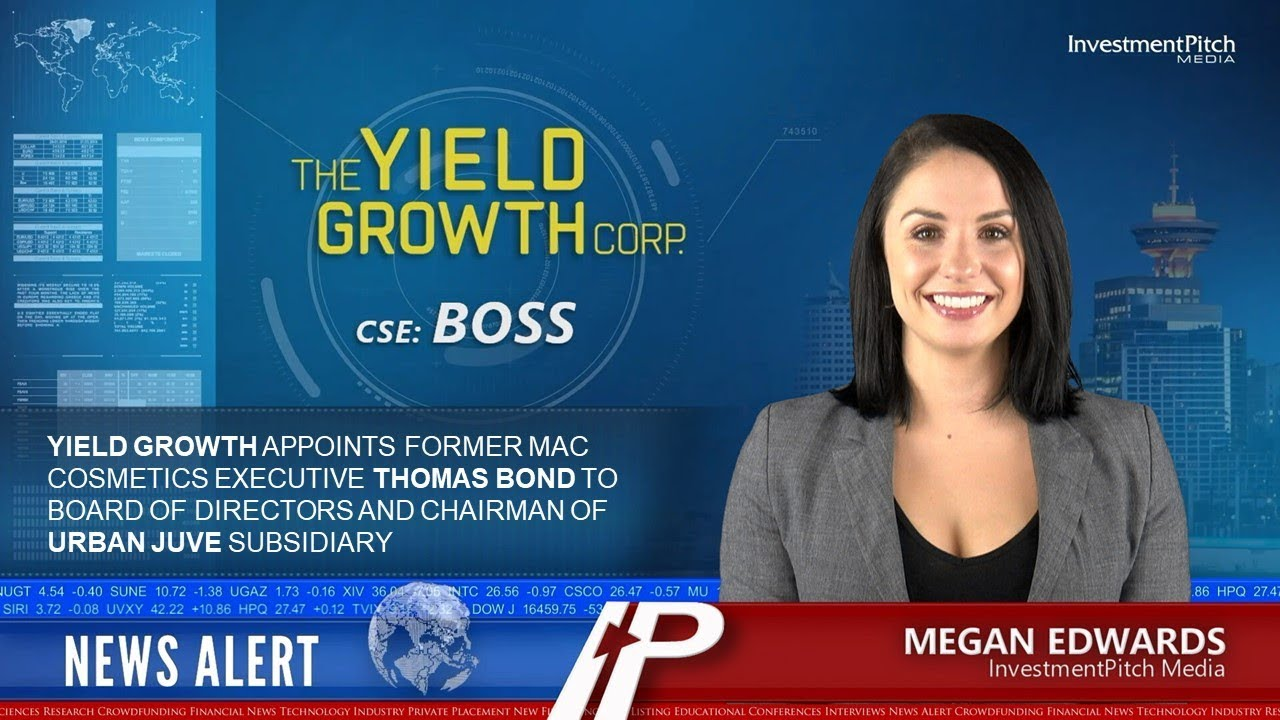 InvestmentPitch Media Video Discusses Appointment of Former