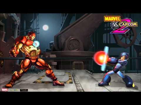 Marvel Vs Capcom 2 Music - Factory Stage