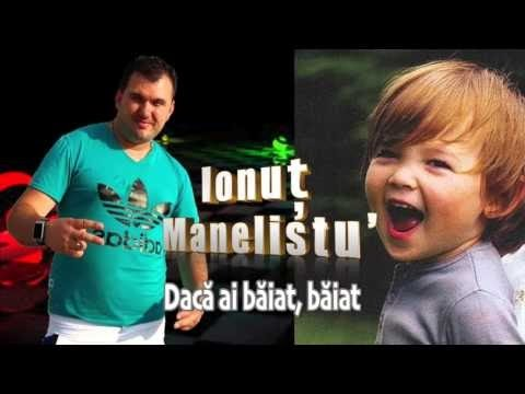 Ionut Manelistu - Am Iubit O Vagaboanta, Super Hit 2017