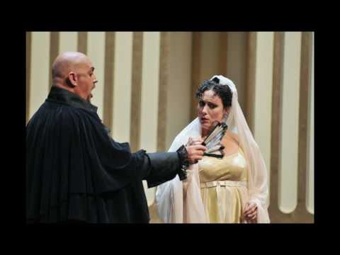 Saioa Hernández -Tosca (G.Puccini) - Or tutto é chiaro (Radio Live)