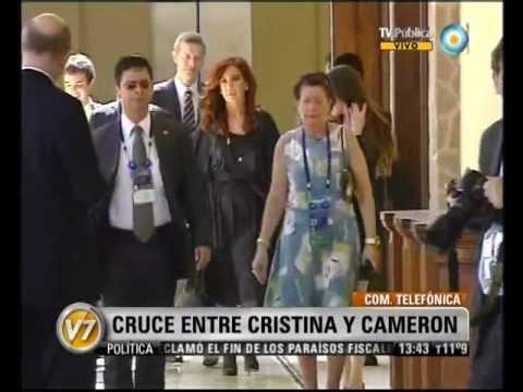 Resultado de imagen para CRISTINA G20 2011