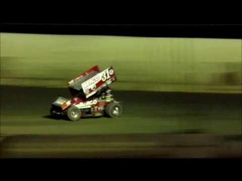 Sprintcars Main Event @ Marysville Raceway Park 9 18 16