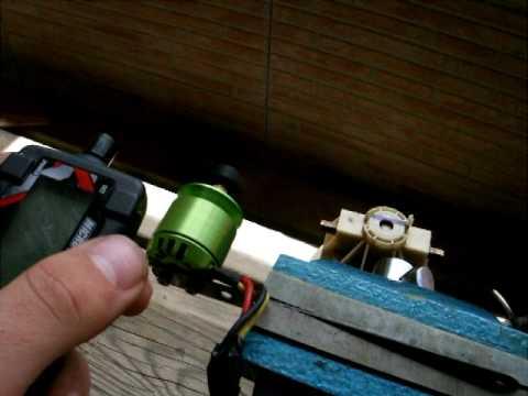 4000kv brushless engine rpm test funnydog tv for Understanding brushless motor kv