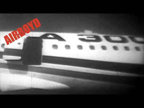 Paris Air Show (1971) - Audio Missing