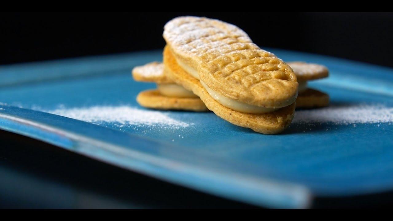 ピーナツ バター サンドイッチ