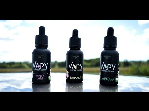 Vapy Complex Edition by Chemnovatic Parte 2 Review VapeBullitt Vaper.eu PT