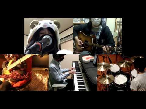 [HD]Tsuki ga Kirei ED [Tsuki ga Kirei] Band cover