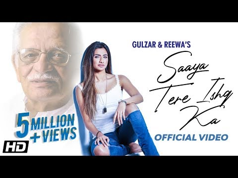 Saaya Tere Ishq Ka | Gulzar | Reewa Rathod | Latest Song 2020