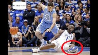 break basketball shoes
