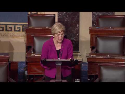 Senator Elizabeth Warren on Women
