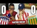Junior Vs. Envigado (0-0) Fecha 7. Liga Aguila I 2019 - Video Reacción