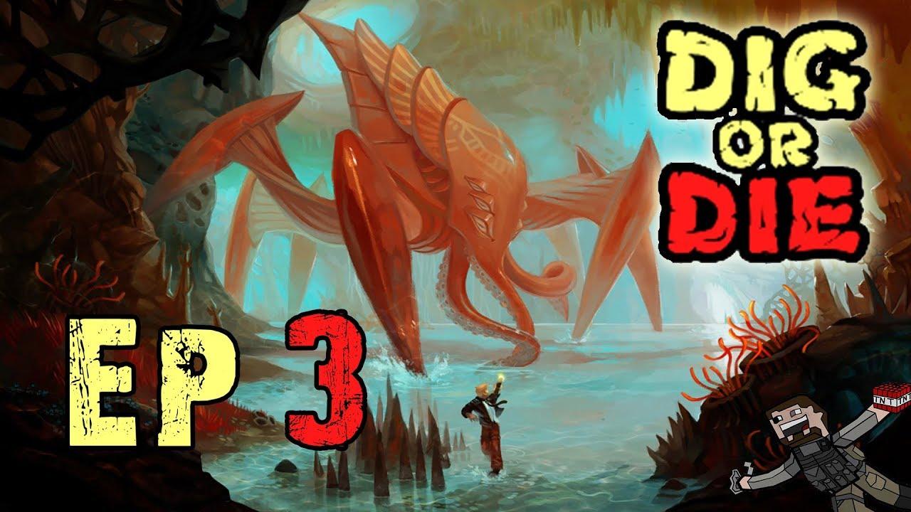 Download Dig or Die (Season 1) Ep 3 - Auto Repair Turrets