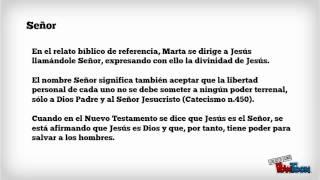 Cristo en casa de Marta