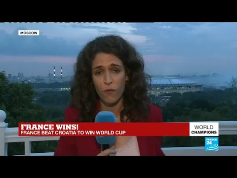 """""""This is a victory for Didier Deschamps,"""" says France 24's reporter"""