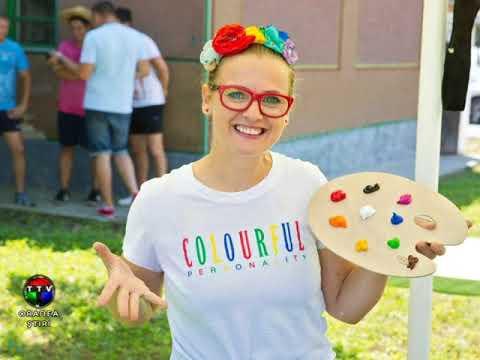 Prin arta, o asociatie culturala din Oradea ii invata pe copii cum sa fie creativi Stirile TTV Orad