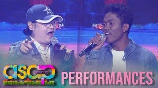 ASAP Natin 'To: Lucky fan achieves his dream duet with April Boy Regino