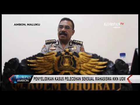 Polda Maluku Selidiki Kasus Dugaan Pelecehan Seksual Mahasiswi, KKN UGM